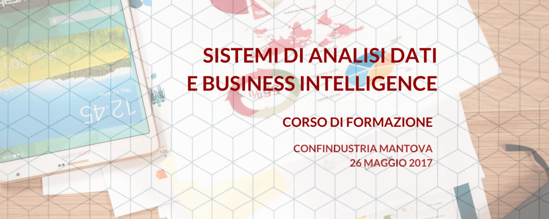 corso business intelligence