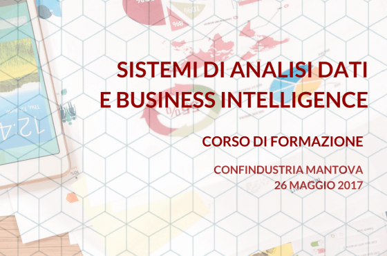 corso business intelligence